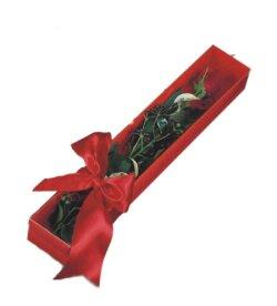 Aydın çiçek online çiçek siparişi  tek kutu gül sade ve sik