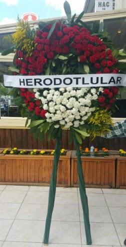Cenaze çelengi cenazeye çiçek modeli  Aydın çiçek satışı