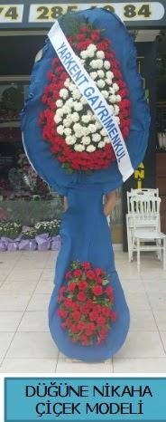 Düğüne nikaha çiçek modeli  Aydın çiçek satışı