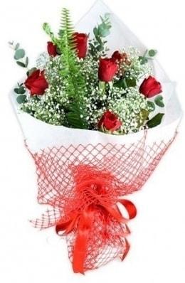 7 adet gülden kız arkadaşıma çiçek  Aydın çiçekçi telefonları