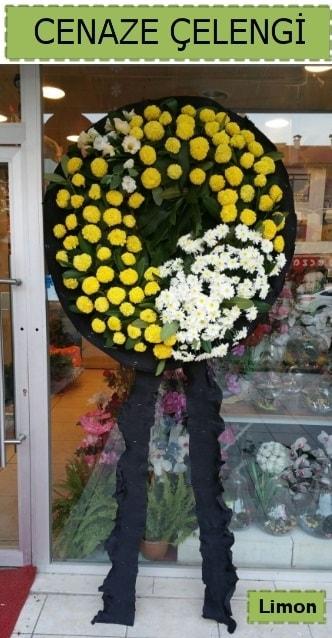 Cenaze çiçeği çelengi modelleri  Aydın çiçek satışı