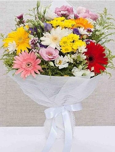 Karışık Mevsim Buketleri  Aydın ucuz çiçek gönder