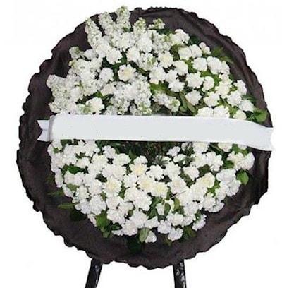 Cenaze çelengi çiçeği modelleri  Aydın internetten çiçek satışı