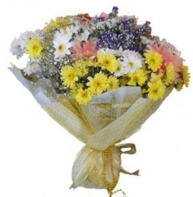 Karışık mevsim çiçeği  Aydın çiçek satışı