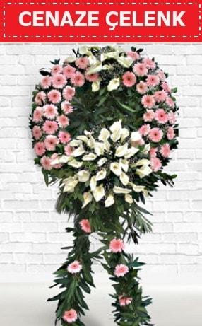 Çelenk Cenaze çiçeği  Aydın hediye çiçek yolla