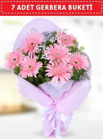 Pembe Gerbera Buketi  Aydın çiçek , çiçekçi , çiçekçilik