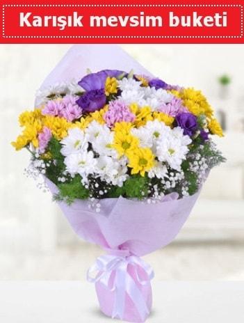 Karışık Kır Çiçeği Buketi  Aydın güvenli kaliteli hızlı çiçek