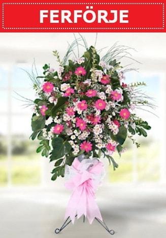 Ferförje düğün nikah açılış çiçeği  Aydın çiçek yolla